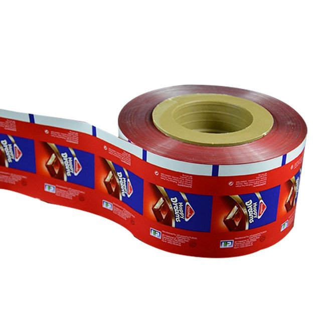 Custom printing food packaging film