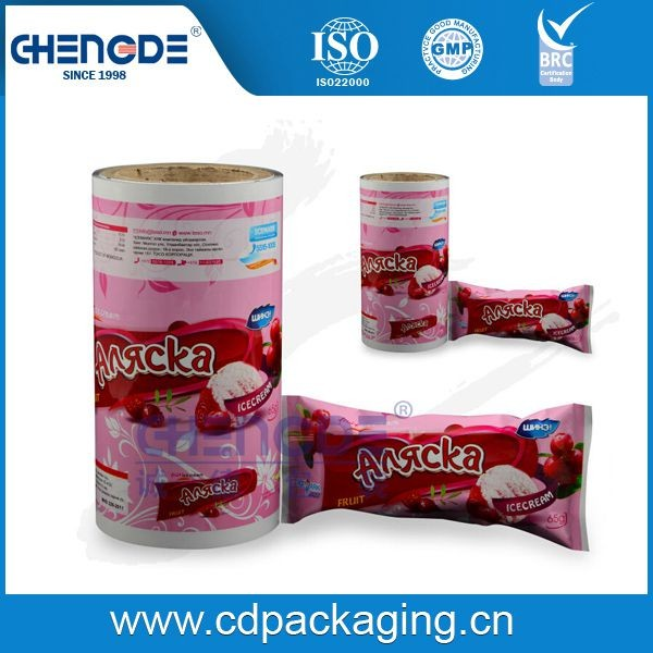 Packaging film for Cookies and Cupcake