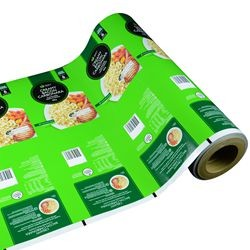 Supermarket Eco-Friendly Safety Food Grade sauce packaging film